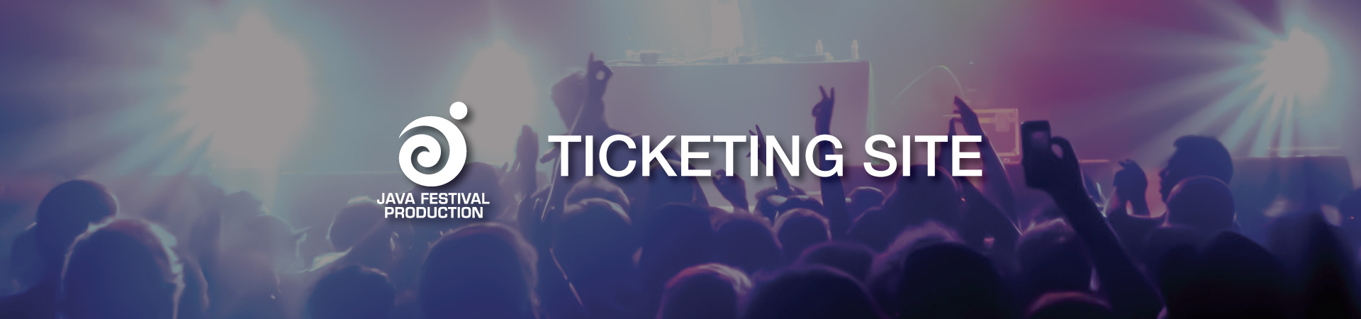 Java Festival Production (JFP) Ticketing System